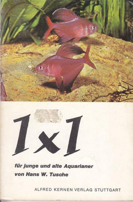 1 x 1 für junge und alte Aquarianer