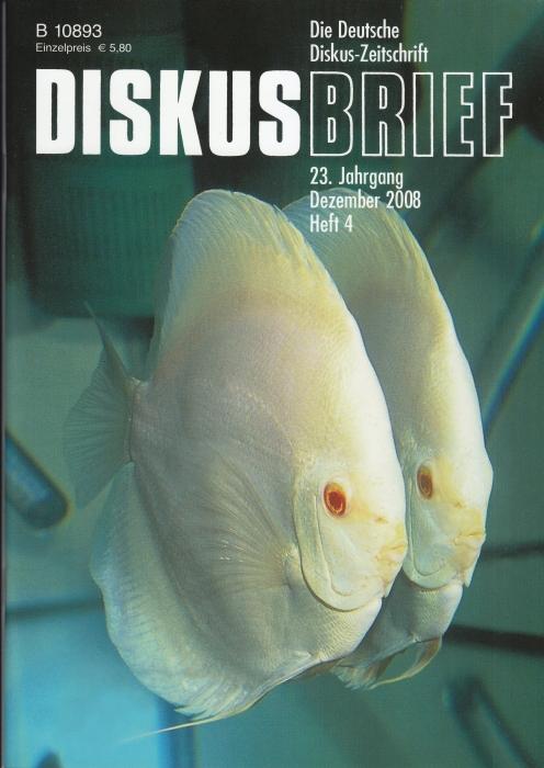 Diskusbrief 2008/4