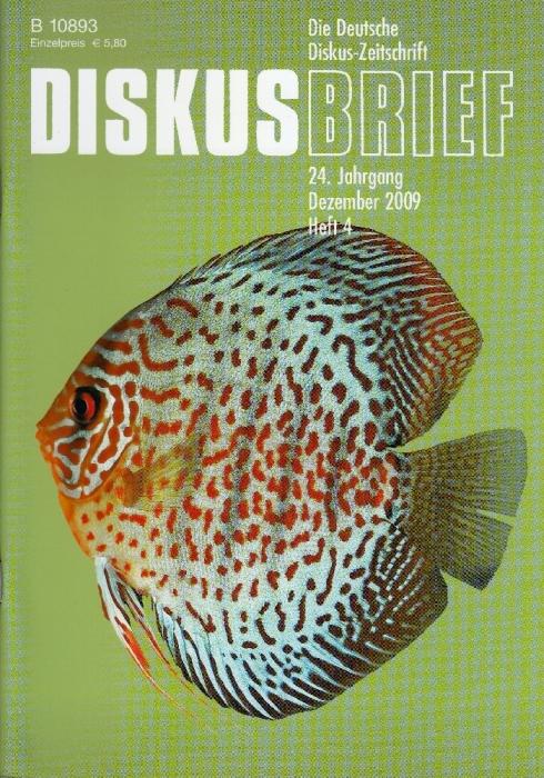 Diskusbrief 2009/4