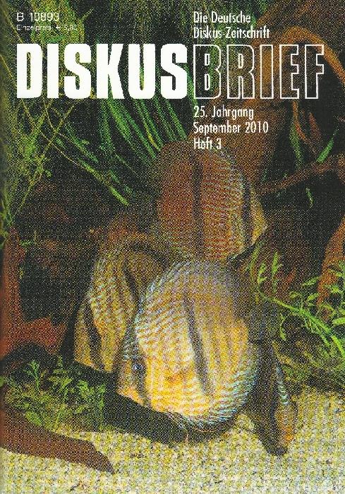 Diskusbrief 2010/3