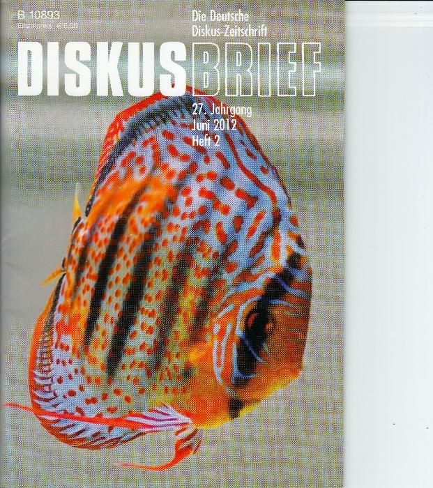 Diskusbrief 2012/2