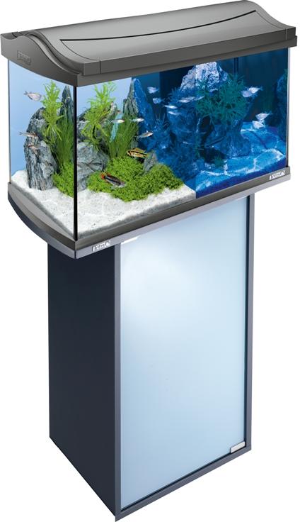 Tetra AquaArt LED Kombi 60 L, anthrazit