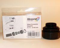 """Meßner Spiralschlauchverbindung 40mm-1 1/2"""""""