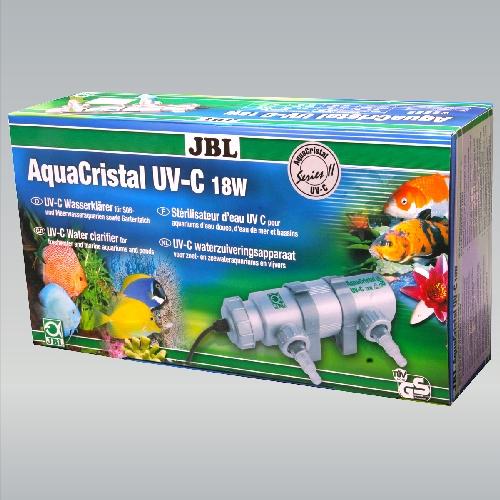 JBL AquaCristal UV- C 18 Watt