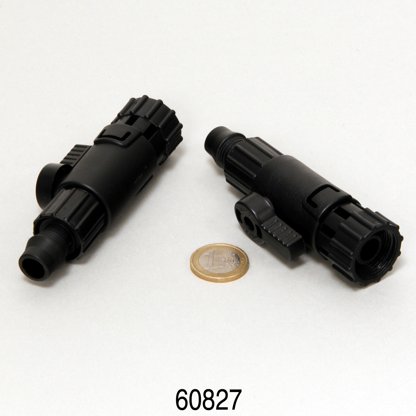 JBL Absperrhähne für PC 120/250, unser Angebot ist für einen Absperrhahn ausgelegt.
