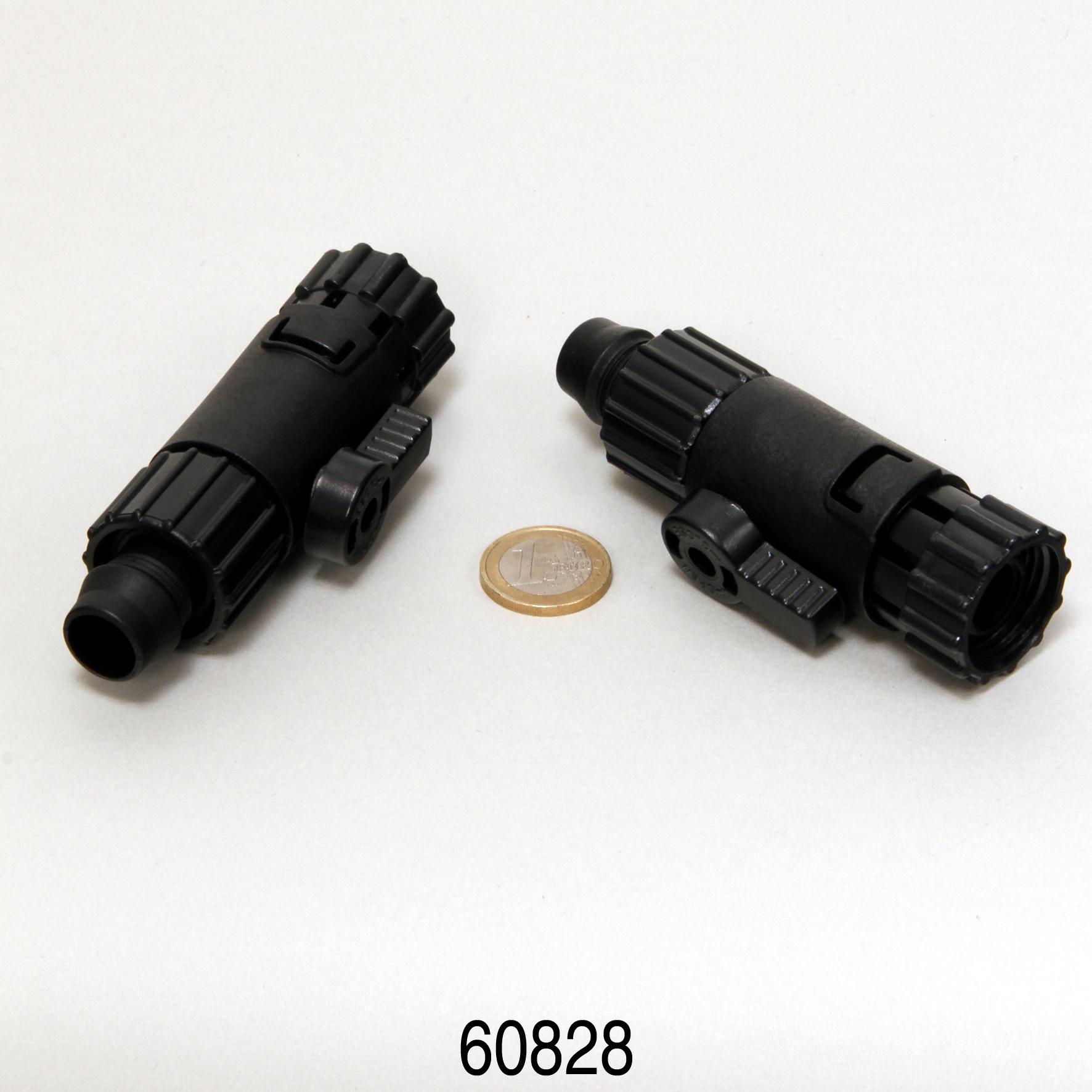 JBL Absperrhähne für PC 500, unser Angebot ist für einen Absperrhahn ausgelegt.