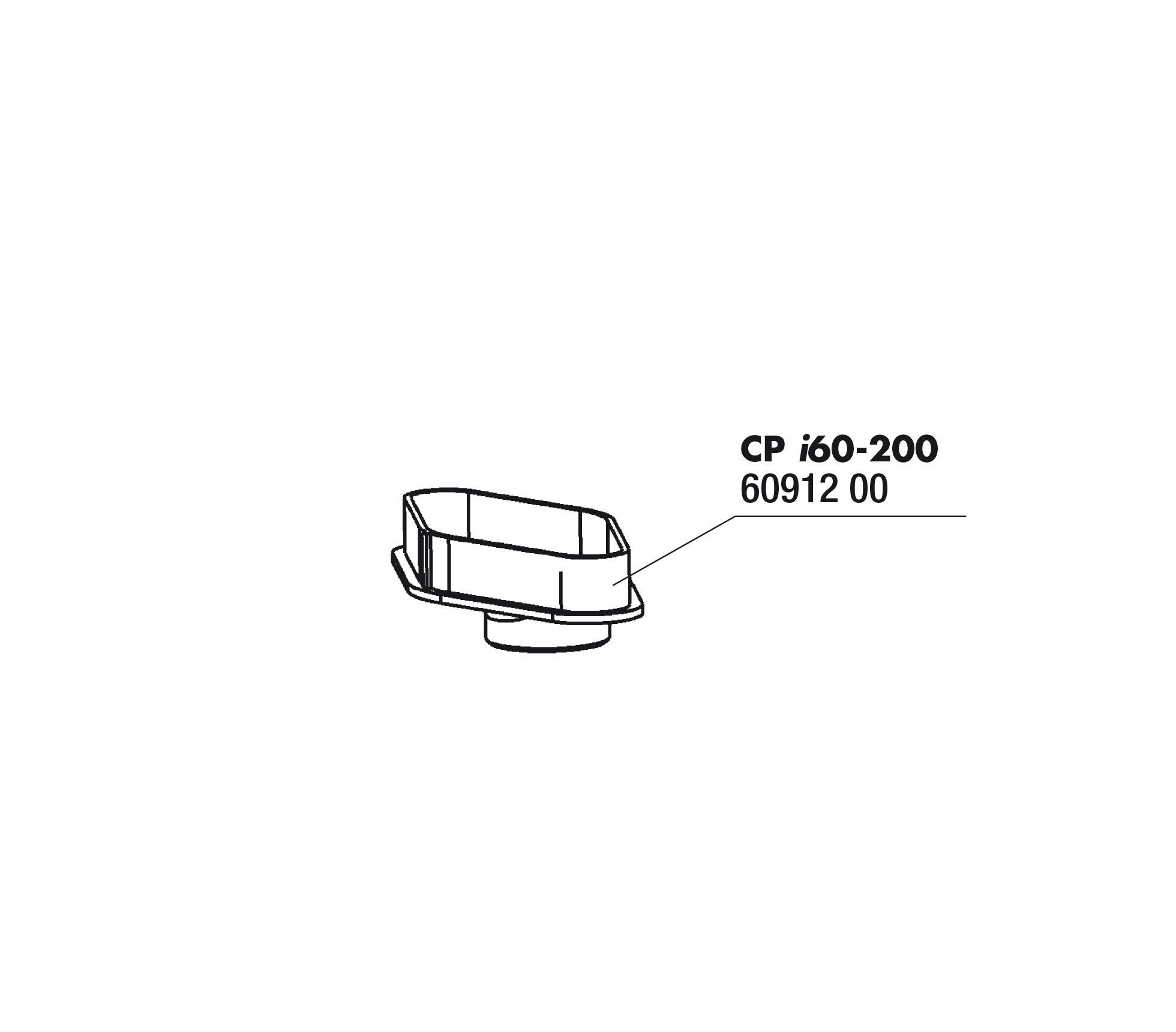 JBL Rotorabdeckung CP i60-200