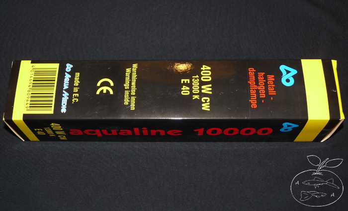 Aqualine 10 000, 400 Watt, E40