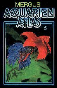Mergus, Aquarien Atlas -  Band 5, Kunstledereinband