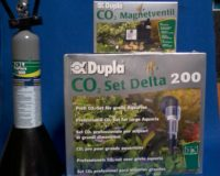 Aquaristik Apfel CO2-Komplettanlage Delta 200