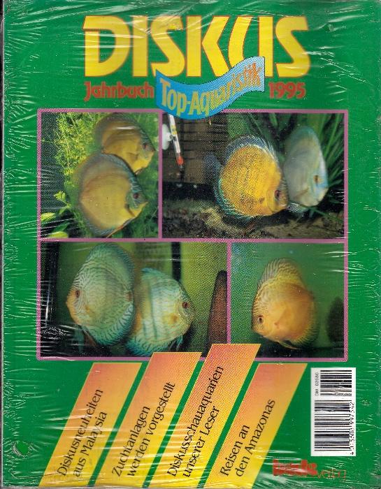 Diskus Jahrbuch 1995
