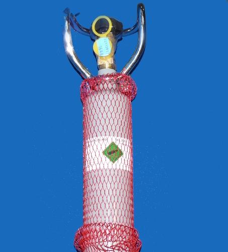CO2 Druckgasflasche 500 g