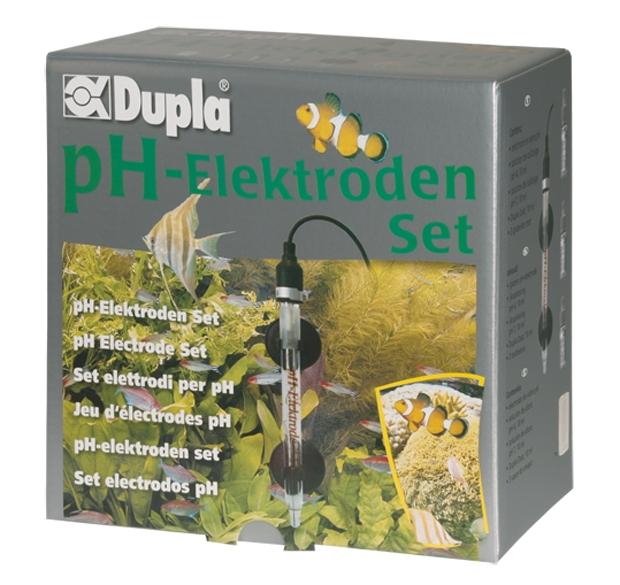 Dupla pH-Elektroden Set