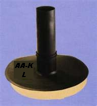 Pipe/out (Rohr- und Folienflansch)