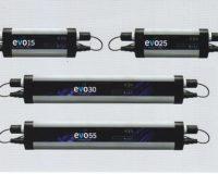 EVO UV 25 Watt - auf dem Bild oben rechts