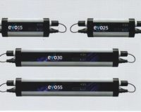 EVO UV 55 Watt - auf dem Bild unten