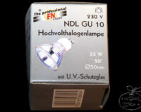 High-Voltage-Halogen-Blub 35 Watt