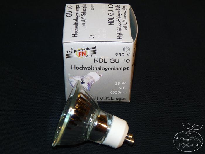 High-Voltage-Halogen-Blub 35 Watt