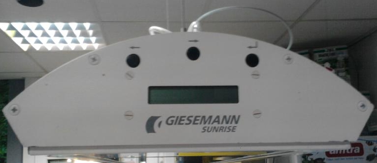 Giesemann sunrise System 260 T8