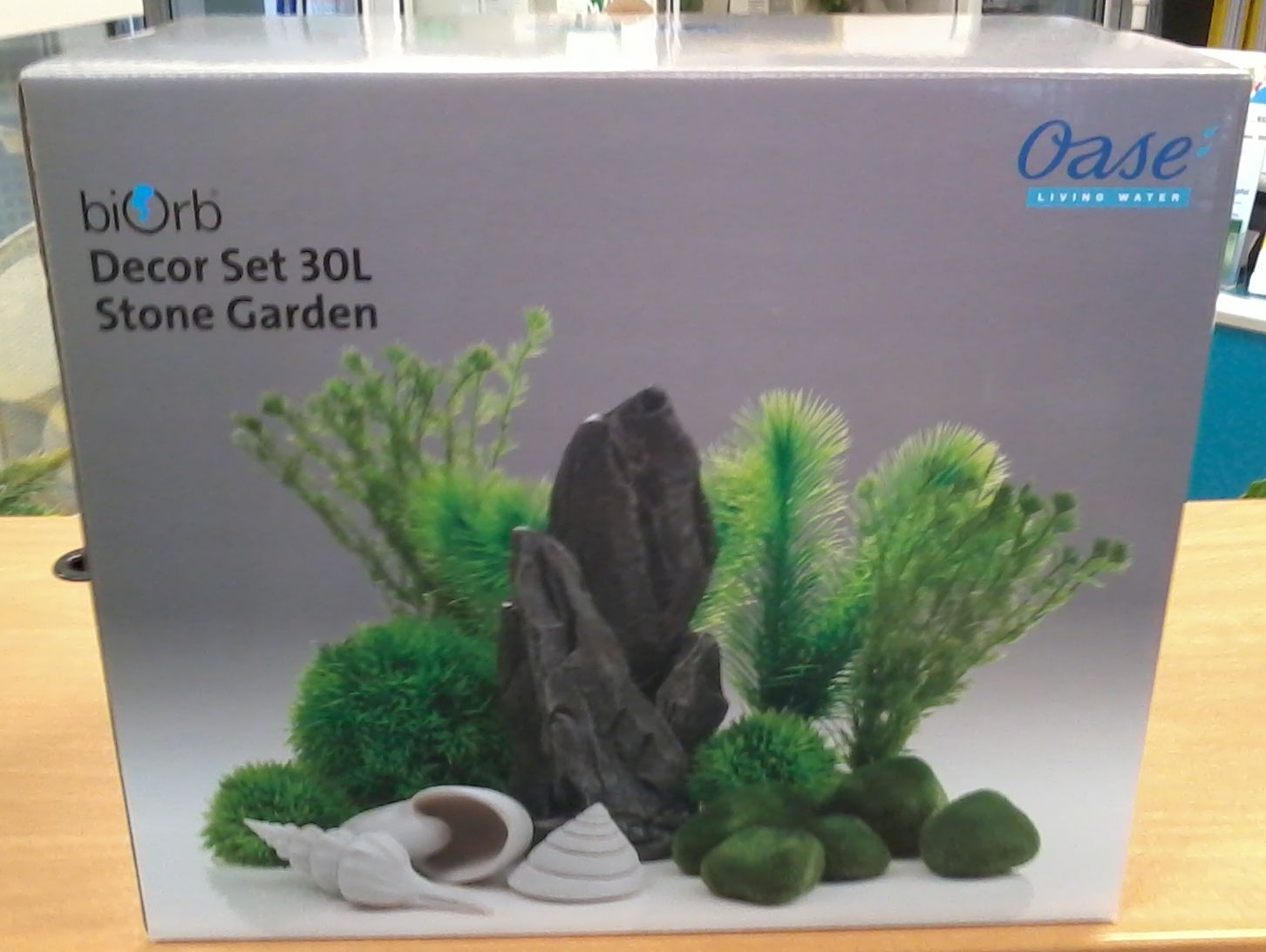 Oase biOrb DecorSet 30 Liter - stone garden