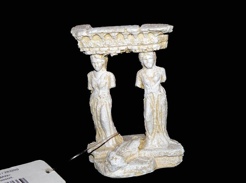 Europet Decor roman zwei Griechische Göttinnen