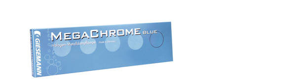 Giesemann Megachrome Blue 150 Watt
