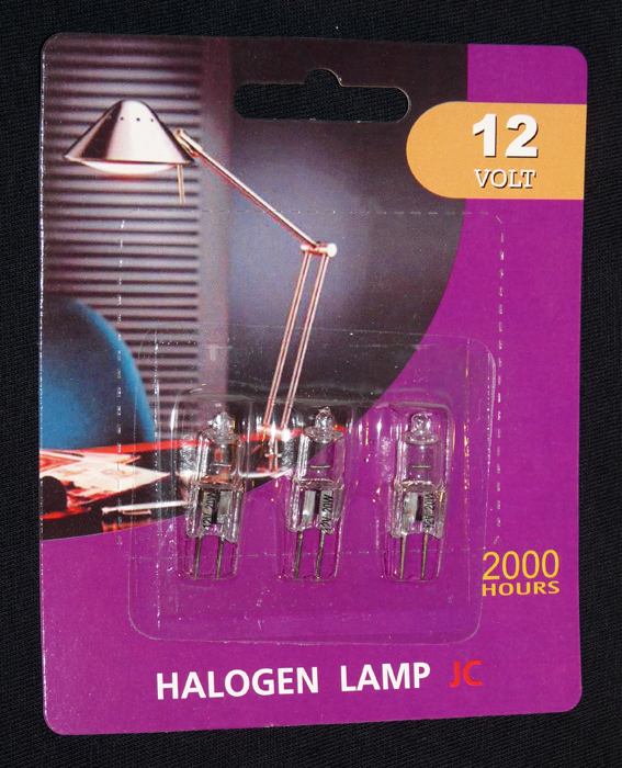 Halogen Lamp JC 20Watt