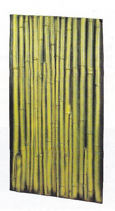 Hobby Bambus Rückwand 58 x 118 cm
