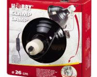 Clamp Lamp, Schirmdurchmesser 26 cm