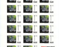 AA-Briefmarke 1,45 €  Deutsche Post 20 x 1,45 €Individuell Zebrawels