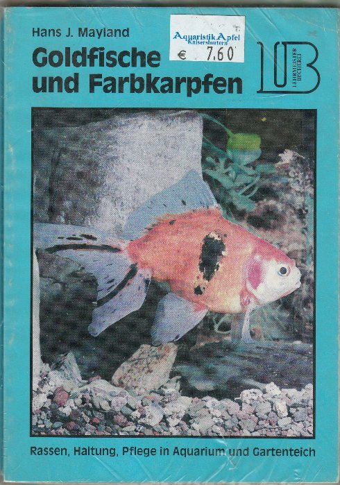 Goldfische und Farbkarpfen