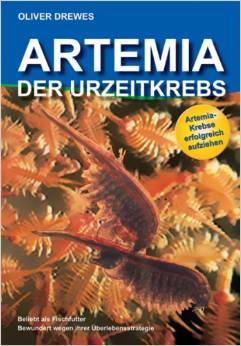 Artemia der Urzeitkrebs