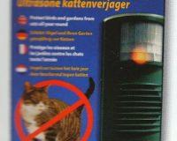 Großer Katzenschreck - Set incl. Netzstromadapter