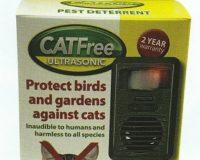 Kleiner Katzenschreck - Set incl. Netzstromadapter