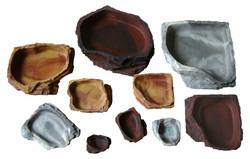 Wassernapf - Sandstein - mini