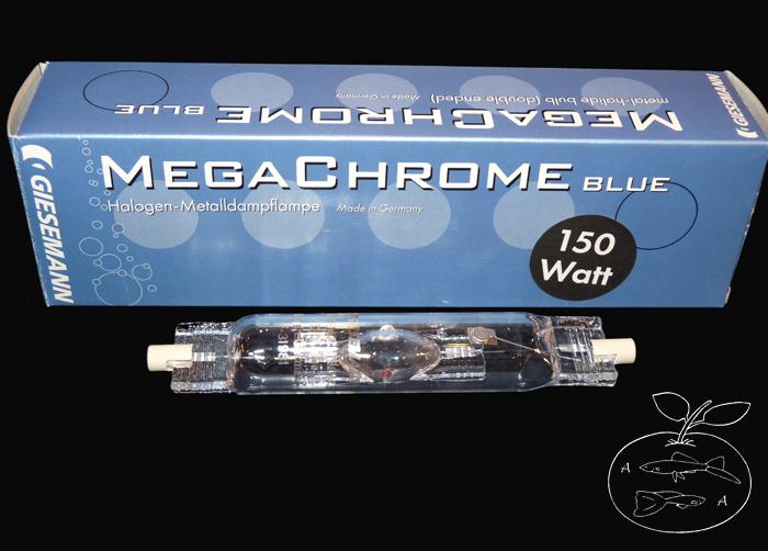 Giesemann Megachrome blue TS, 150 Watt