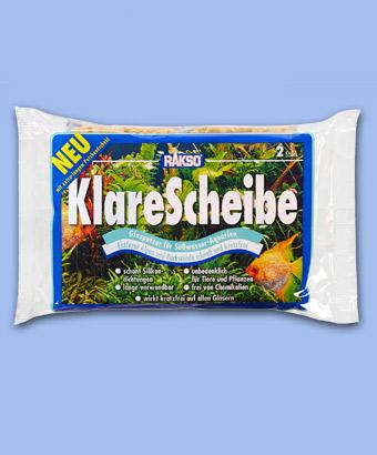 KlareScheibe  (2 Stück) mit Langhandschuh