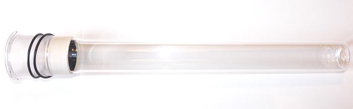 Quarzglasröhre für UV-C 36 Watt