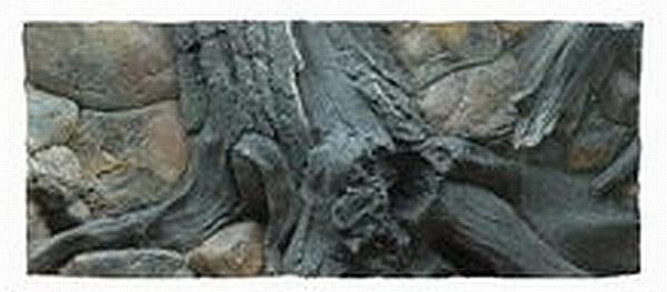 Rückwand Amazonas 3D 60 x 30 cm
