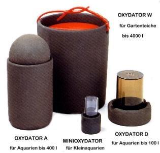 Sortiment der Söchting Oxydatoren