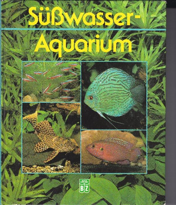Süßwasser - Aquarium  von Hans J. Mayland