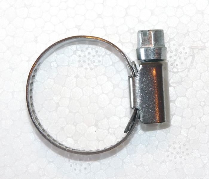 """Edelstahl-Schlauchschelle 12-20 mm (1/2"""")"""