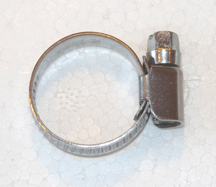 """Edelstahl-Schlauchschelle 16-25 mm (3/4"""")"""