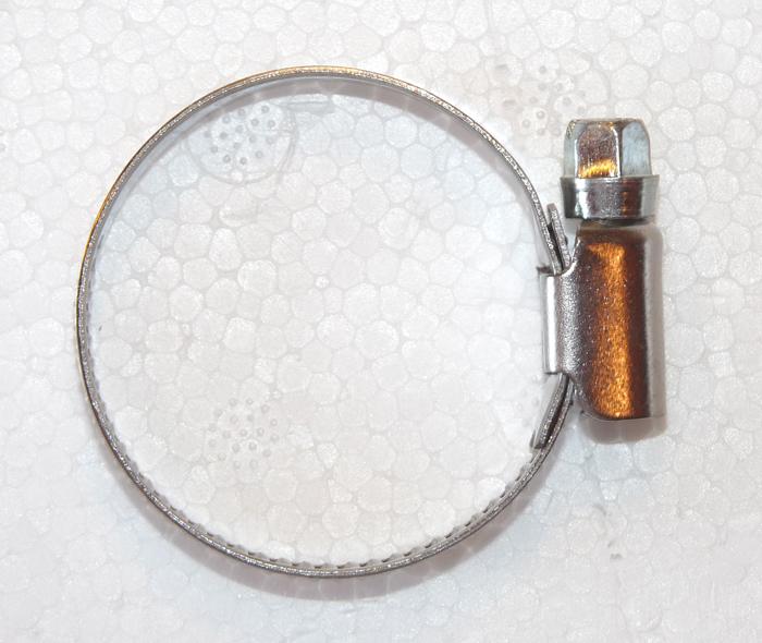 """Edelstahl-Schlauchschelle 25-40 mm (1 1/4"""")"""