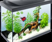 Tetra StarterLine Aquarium schwarz  80 Liter