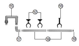TetraTec Einlaufeinheit für Ex 400/600/700