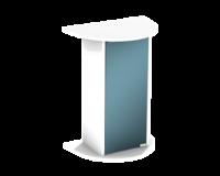 AquaArt ExplorerLine Unterschrank 30/60,weiss