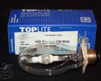 TOPLITE-claer HQI Leuchtmittel 150 Watt