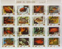Verschiedene tropische Fische (Kleinbogen)