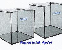 Würfelaquarium stoßverklebt 50x50x50 cm